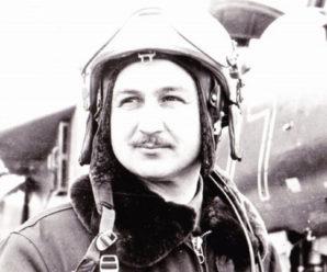 Огненный таран: 14 минут полета и подвиг подполковника Левченко
