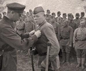 Единственный кавалер шести медалей «За отвагу»