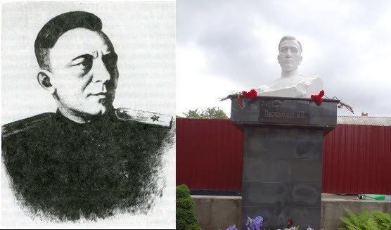 Герой Николай Васильевич Оберемченко
