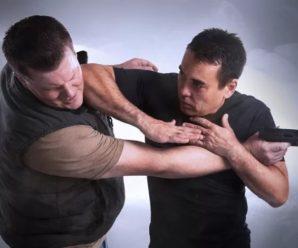 Приемы для самообороны