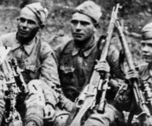 Малый не промах: как юный Вася Курка стал одним из лучших снайперов ВОВ