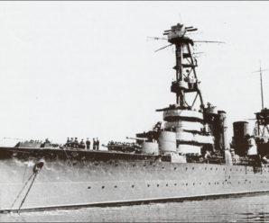 Первый гвардейский: как воевал крейсер «Красный Кавказ»