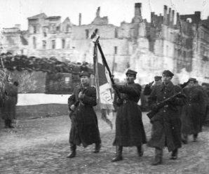 У ворот Германии: 75 лет назад Красная армия освободила Варшаву