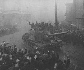 Красный шторм: 75 лет назад началась Висло-Одерская операция