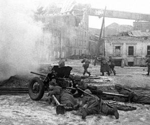 Привет героям: 77 лет назад Красная армия освободила Ростов