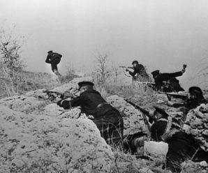 Десант Ольшанского: как 68 морпехов отразили 18 вражеских атак