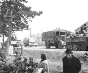 Красная армия отбила последнее немецкое наступление 75 лет назад