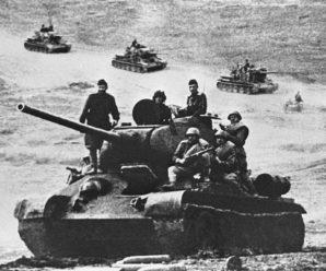 Колонна «Дмитрий Донской»: как церковь подарила Красной армии 40 танков