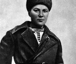 Комсомолка Нина Онилова