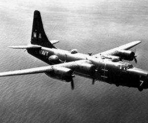 Советский Ла-11 сбил самолет-разведчик США над Латвией 70 лет назад