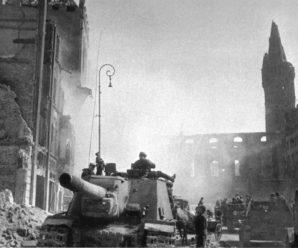 Конец цитадели: 75 лет назад советские войска взяли Кенигсберг