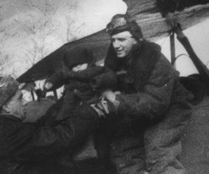 Подвиг Мамкина: как охваченный огнем летчик посадил самолет с детьми