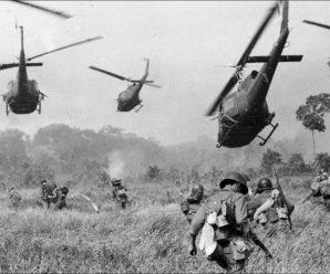 Становление проституции во время Вьетнамской войны