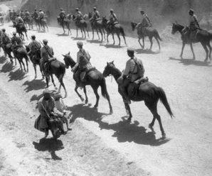Военная хитрость: как 375 красноармейцев разбили более 4 тыс. басмачей