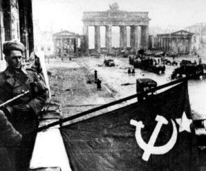 8 мая 1945 года завершилась Берлинская стратегическая наступательная операция