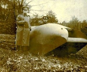 Невеселая штука: для чего создавался первый русский танк «Вездеход»