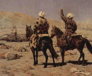 Бой под Кызыл-Арватом: как 250 казаков отбились от 3000 туркмен