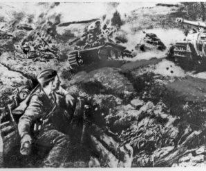 Подвиг Смищука: как красноармеец уничтожил шесть танков в одном бою