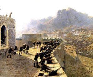 Как полуторатысячный российский гарнизон Баязета сдержал 20 000 турок