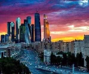 Москва-красивейший город!