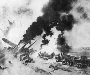 Огненный таран: летчик Гастелло совершил подвиг 79 лет назад