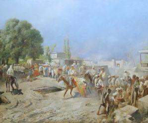 Как войска генерала Черняева взяли Ташкент