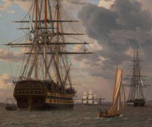 Линкор четырех адмиралов: «Азов» был спущен на воду 7 июня 1826 года