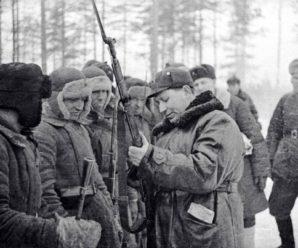 Как 80 лет назад в Красной армии появилась шапка-ушанка