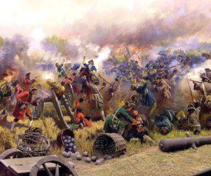 Как русские разгромили лучшую армию Европы