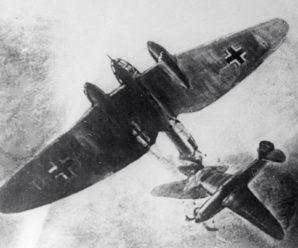«Сумасшедший русский»: как И-16 протаранил немецкий бомбардировщик