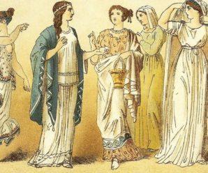 История проституции от Вавилона до Рима