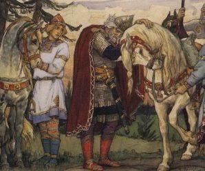 15 сентября 911 года Князь Олег заключил первый договор с Византией