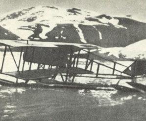 Как русский экипаж впервые выполнил «петлю Нестерова» на гидросамолете