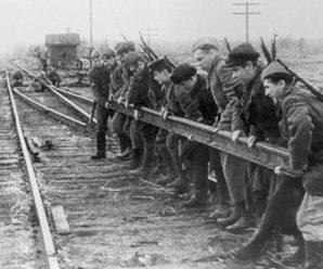 «Концерт» с огоньком: как советские партизаны воевали в тылу немцев