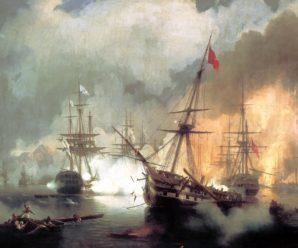 Наваринское сражение: как Россия, Англия и Франция разгромили турок