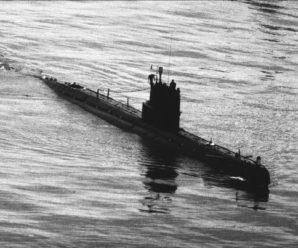Виски на скале: как подлодка СССР села на мель возле базы ВМС Швеции