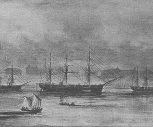 Зачем русский флот прибыл в США в разгар войны Севера и Юга