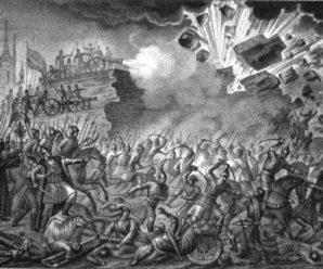 Творят чудеса: в 1581 году стрельцы и иноки защитили Печерский монастырь