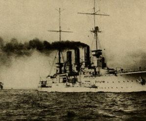 Полная неожиданность: как русская мина потопила крейсер «Фридрих Карл»
