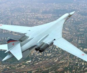 В США новый двигатель российского Ту-160М назвали самым мощным в мире