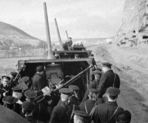 Молниеносный: за что немцы прозвали бронепоезд «Зеленым призраком»