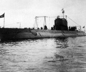 Первая подлодка советской постройки вошла в состав флота 90 лет назад