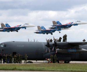 Трагедия «Русских витязей»: три Су-27 врезались в гору 25 лет назад