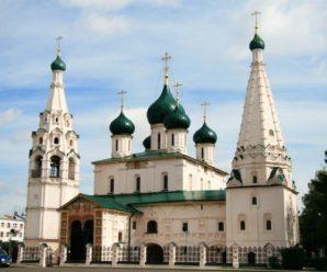 Памятники архитектуры Ярославля
