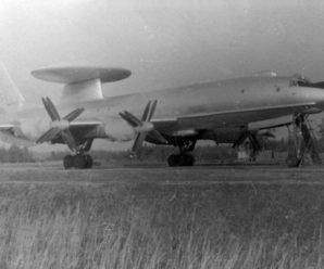 Страж Севера: первый полет Ту-126 состоялся 58 лет назад