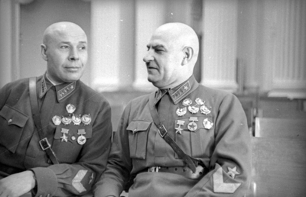 Маршал Советского Союза Семен Тимошенко