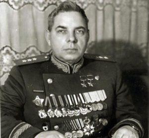 Маршал Николай Крылов