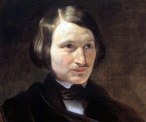 Русский писатель Николай Васильевич Гоголь