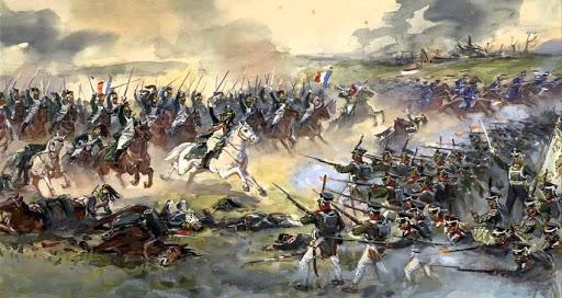 24 июня 1812 года армия Наполеона вторглась в Россию