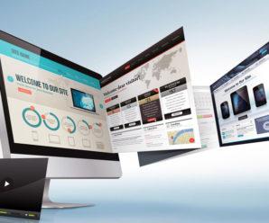 Для чего компании нужен сайт: разновидности веб-страниц